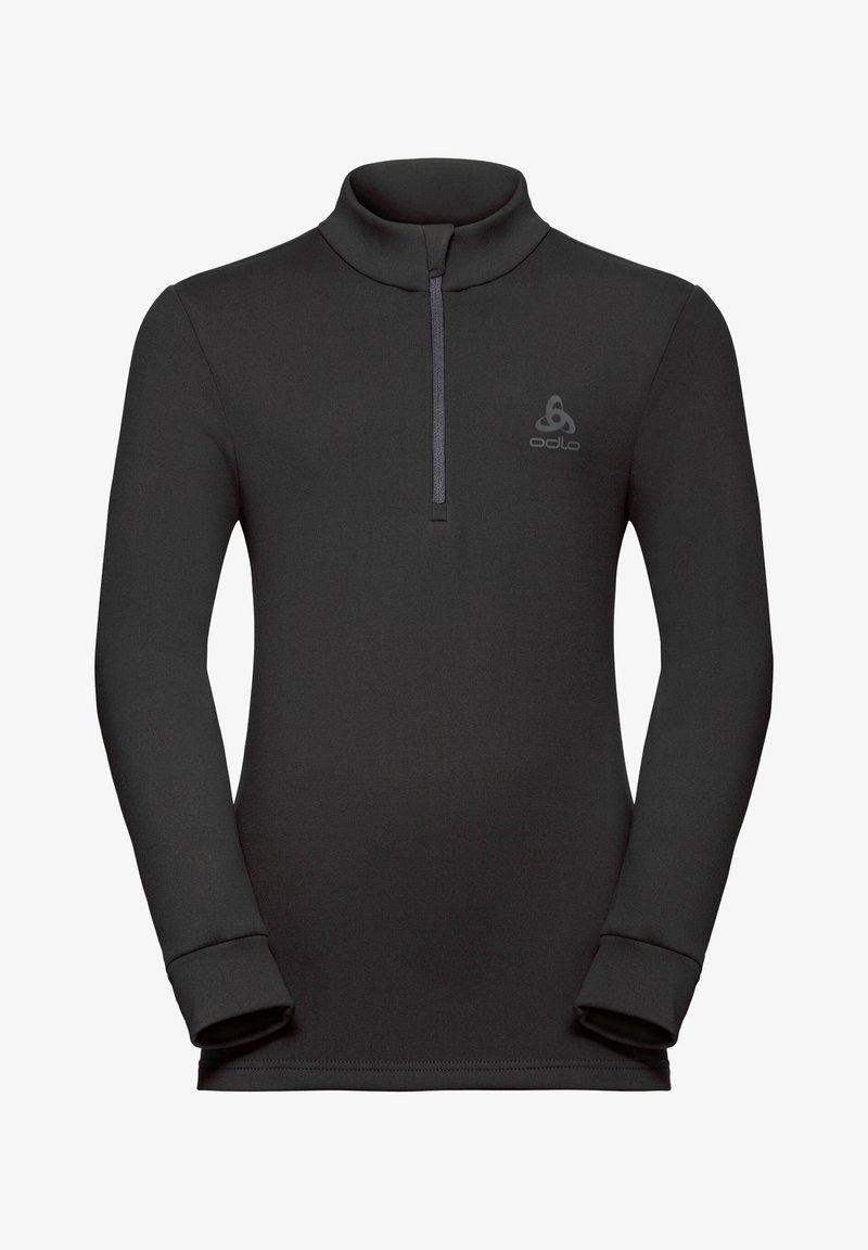 ODLO - CARVE  - Fleece jumper - black