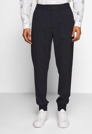 MENS DRAWCORD TROUSER - Pantaloni - navy