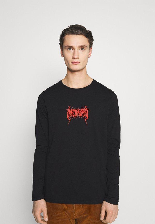 UNISEX - Långärmad tröja - black