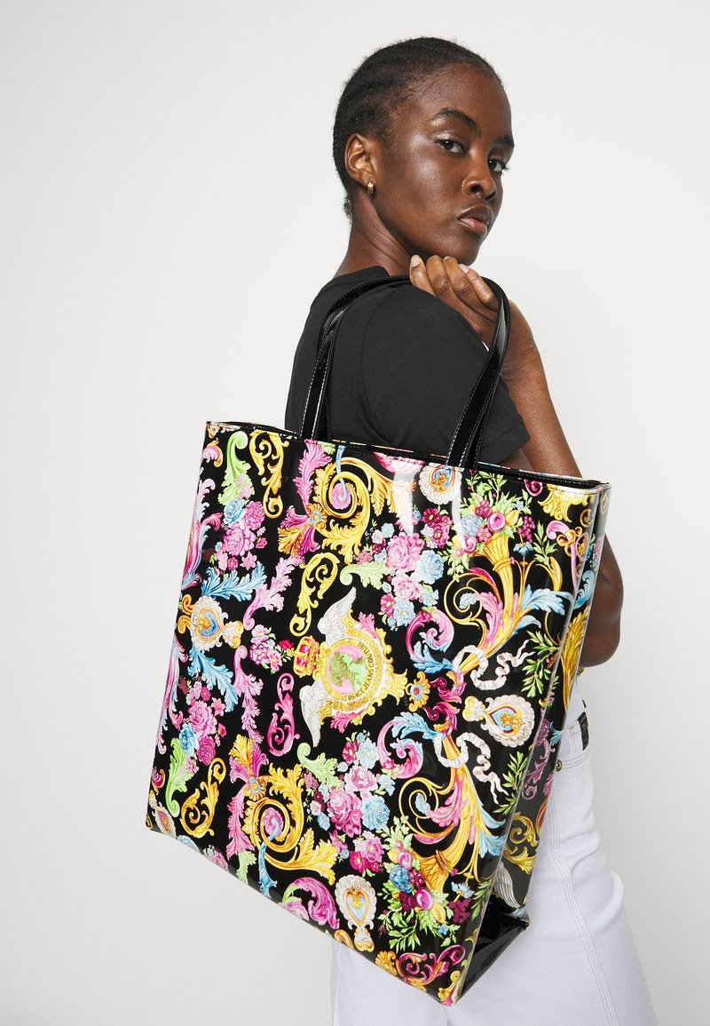Versace Jeans Couture - PRINTED TOTE - Torba na zakupy - multi-coloured