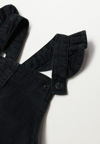 Mango - Denim dress - black denim - 3