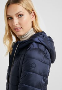 Save the duck - IRIS - Winter coat - blue black - 4