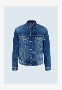 Pepe Jeans - PINNER - Denim jacket - dark blue - 5