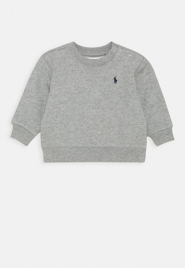Sweater - dark sport heather