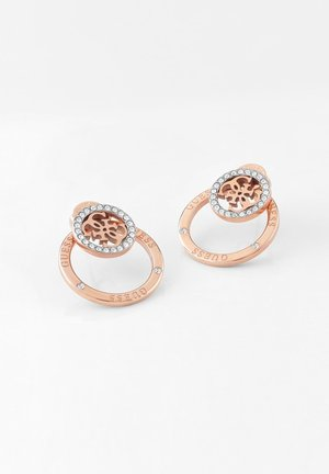 EQULIBRE - Earrings - light pink