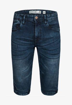 Jeansshort - blue denim