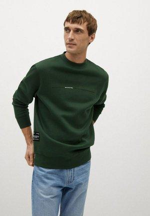HORIZON - Sweatshirt - verde oscuro