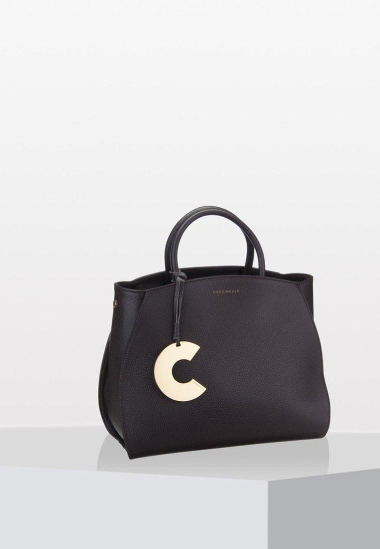 Coccinelle - CONCRETE - Handbag - brown