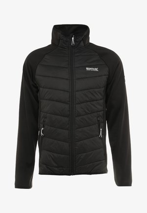 BESTLA HYBRID - Outdoorjas - black