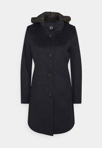 Esprit Collection - HOOD - Klasyczny płaszcz - navy - 4