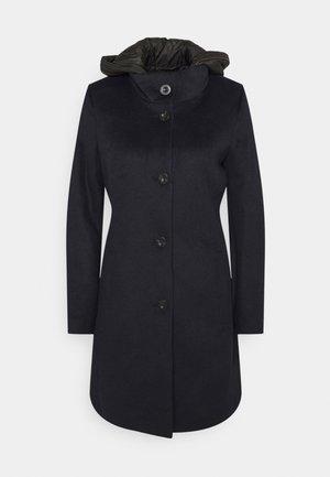 HOOD - Classic coat - navy