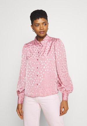 JDYFIFI SHIRT - Button-down blouse - nostalgia rose