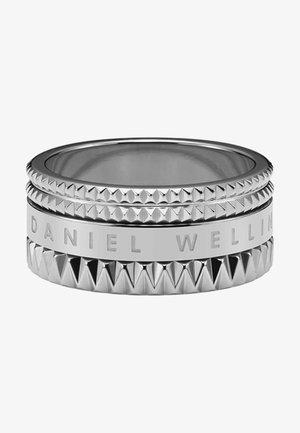 Anillo - silver