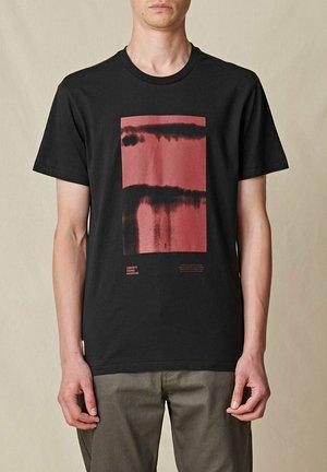 BARRELS  - T-shirt print - black