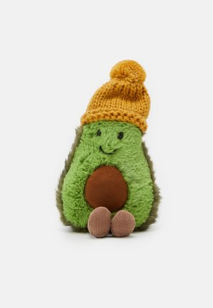 AMUSEABLE COZI AVOCADO  - Cuddly toy - light green