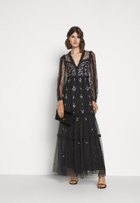 Needle & Thread - PENELOPE SHIMMER GOWN - Occasion wear - graphite - 1
