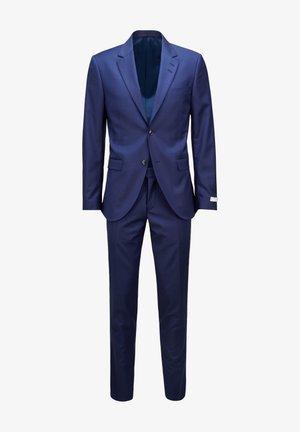 SET - Suit - deep ocean blue