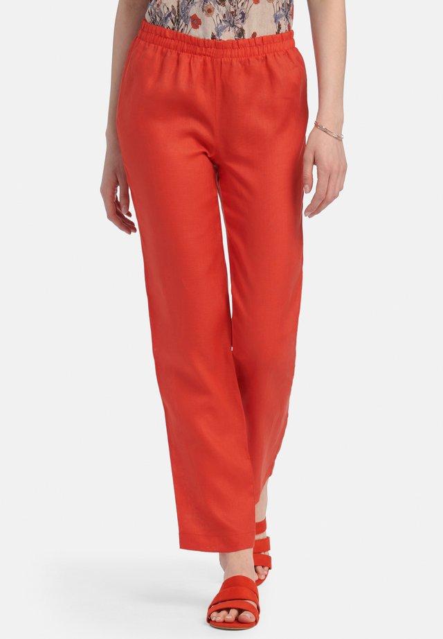 Pantalon classique - koralle