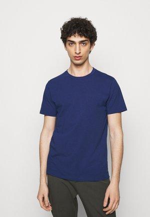 Basic T-shirt - marine blue