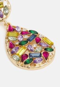 Pieces - PCAKILA EARRINGS - Earrings - gold-coloured/multi - 2