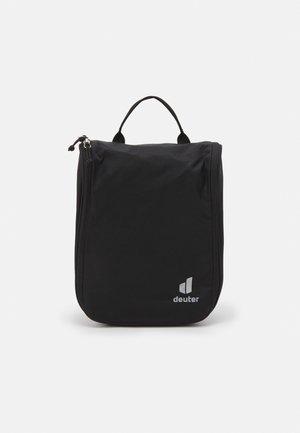 WASH CENTER II UNISEX - Wash bag - black