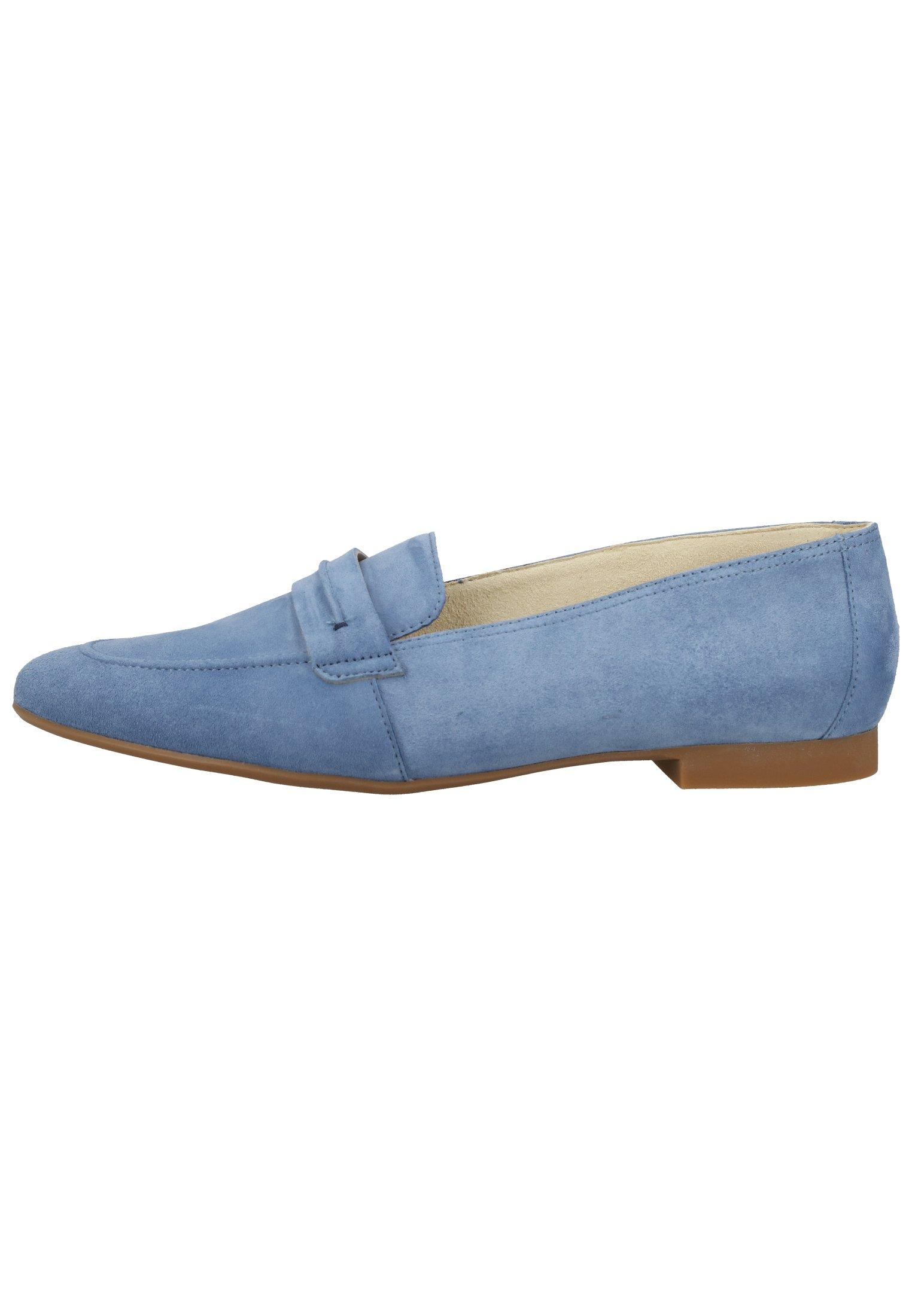 Women Slip-ons - denim-blau