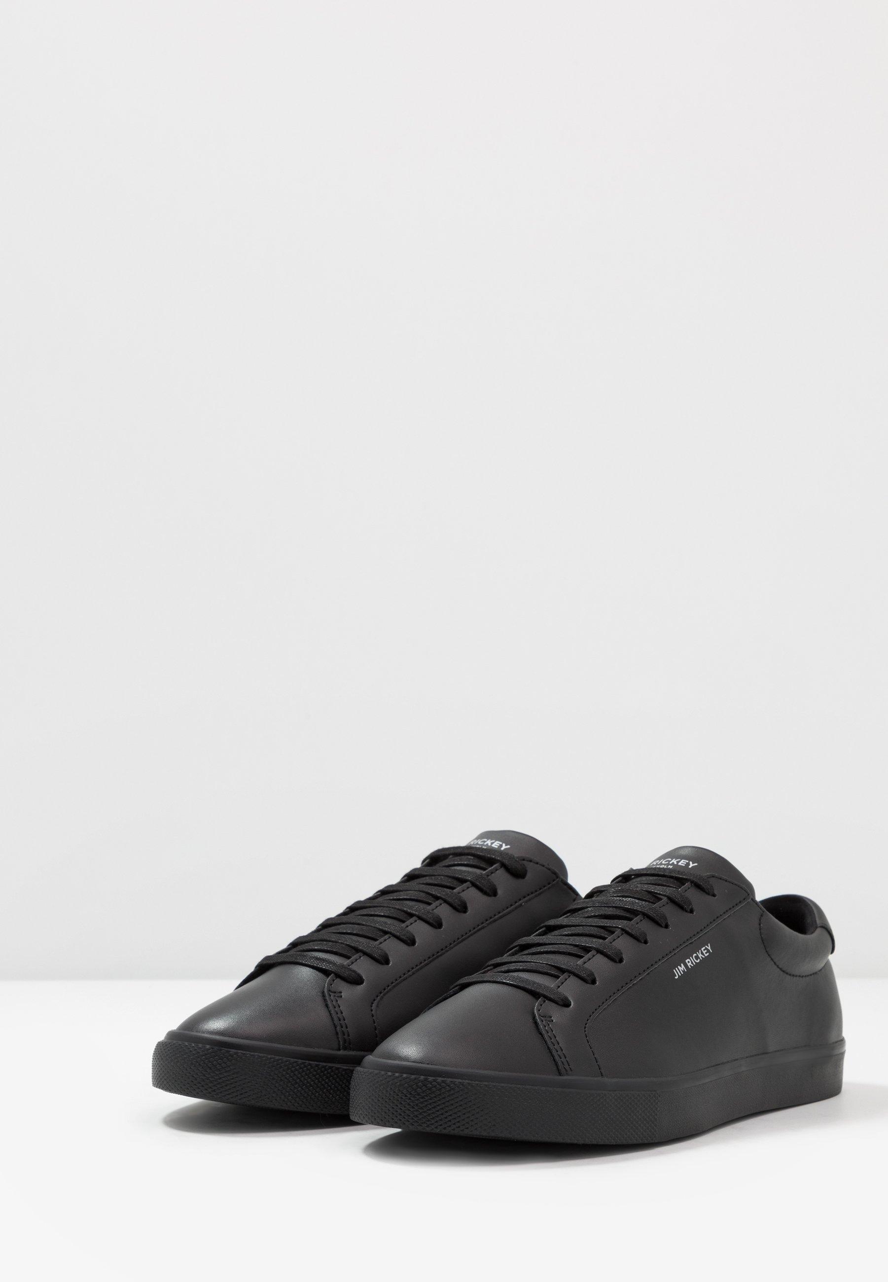 Jim Rickey CHOP  - Sneaker low - black/schwarz - Herrenschuhe y58r0