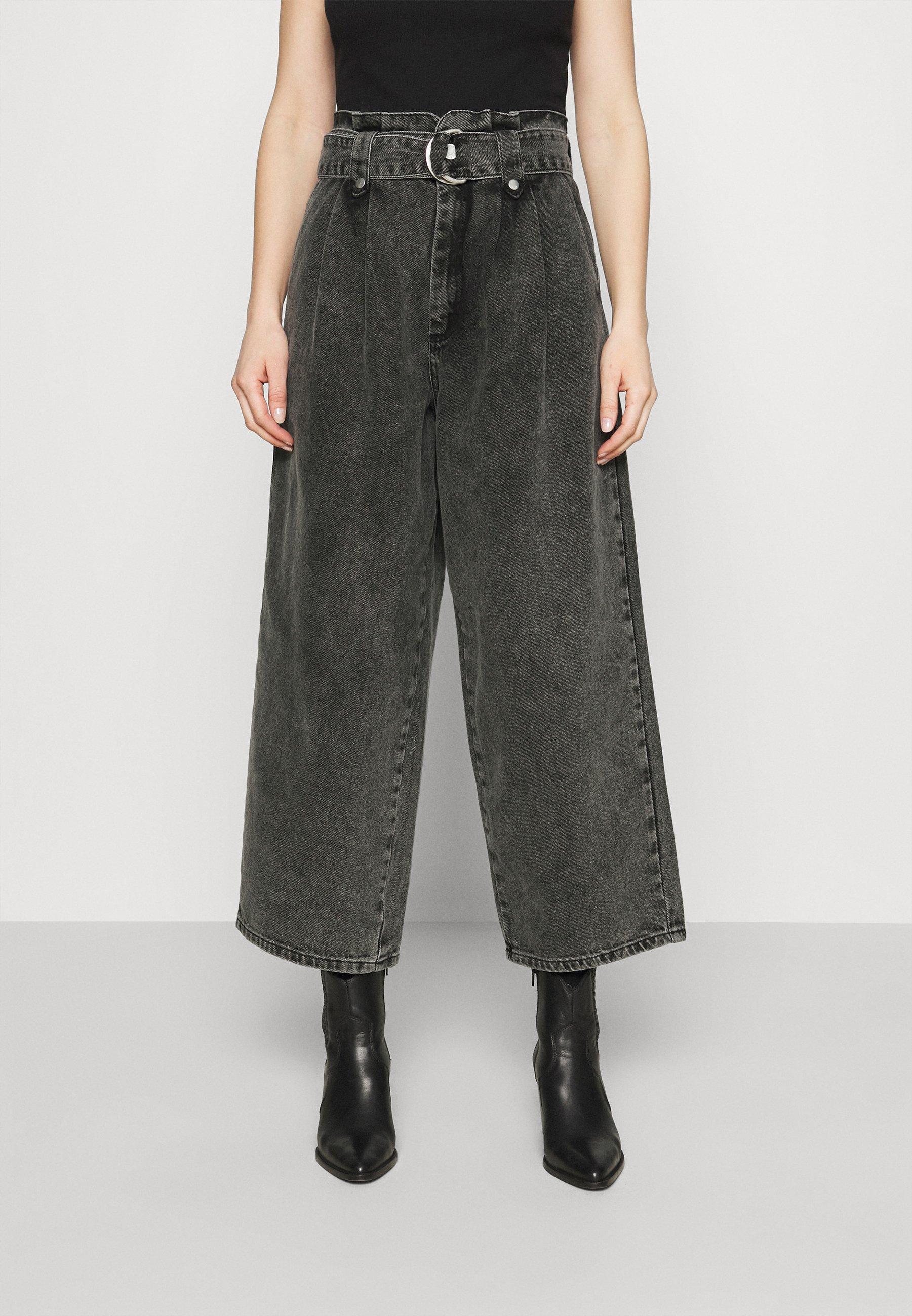 Women ALEAH - Straight leg jeans