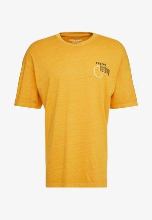 JORRISE TEE CREW NECK - Print T-shirt - sunflower