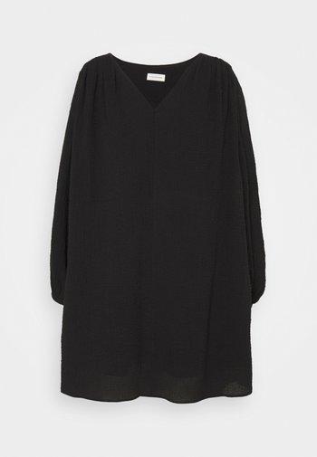 ODIXIA - Day dress - black