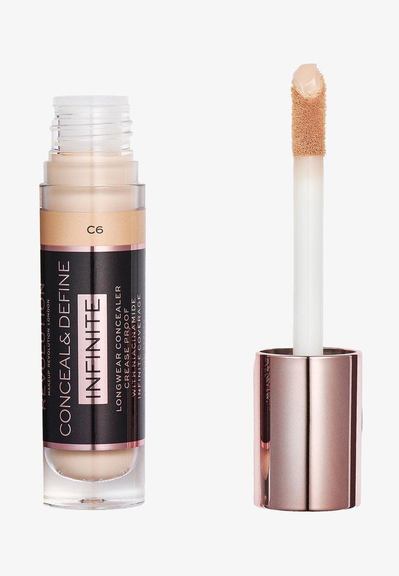 Make up Revolution - INFINITE XL CONCEALER - Concealer - c6