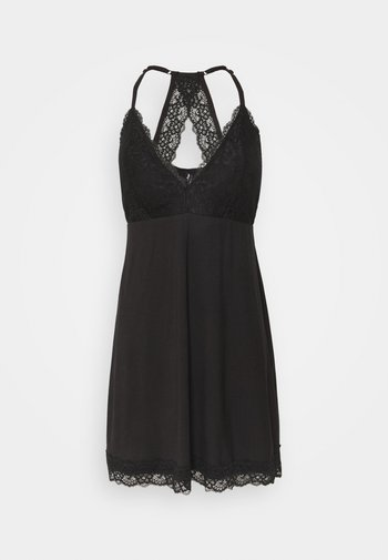 SOFA LOVES REMOVABLE CUP  - Nightie - black
