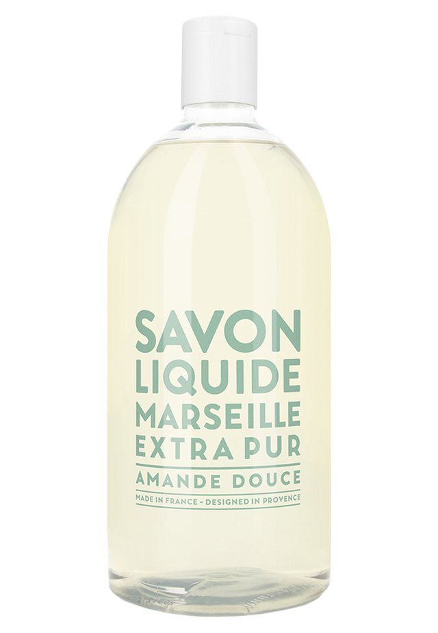 LIQUID MARSEILLE SOAP REFILL - Sapone liquido - sweet almond