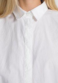 Esprit - BLOUSES PAPER - Blouse - white - 4