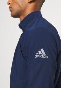 adidas Golf - JACKET - Softshellová bunda - collegiate navy - 4