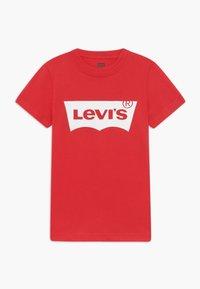 Levi's® - BATWING TEE - T-shirt imprimé - super red - 0