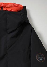 Napapijri - FAHRENHEIT - Winter coat - black - 4