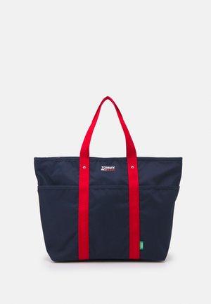 CAMPUS TOTE - Velká kabelka - blue