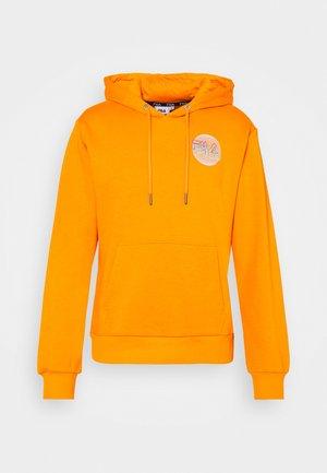 ALIAR HOODY - Sweater - flame orange