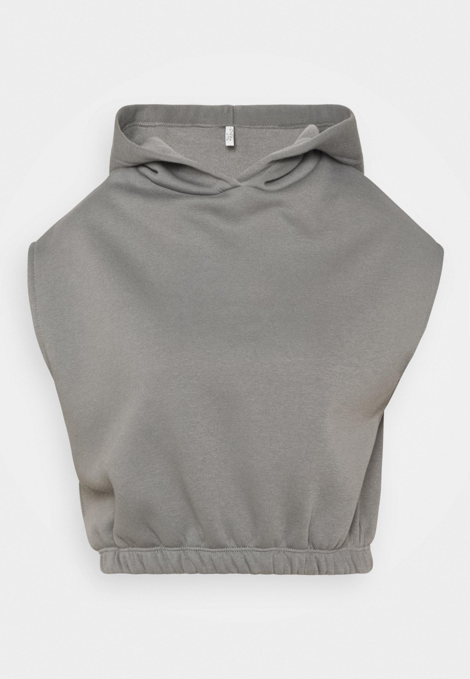 Women SHORT SLEEVE HOODIE - Sweatshirt
