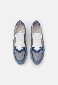 Gabor Comfort - Sneakers laag - jeans/grey/weiß - 5