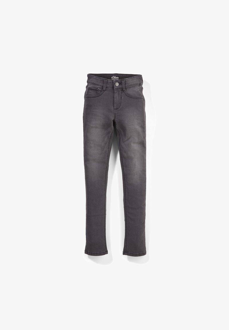 s.Oliver - Jeans Skinny Fit - grey