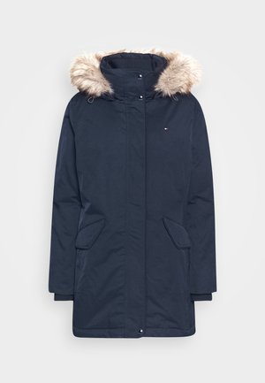SORONA PADDED - Winter coat - desert sky
