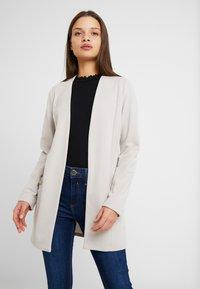 Wallis Petite - MORGAN JACKET - Short coat - stone - 0