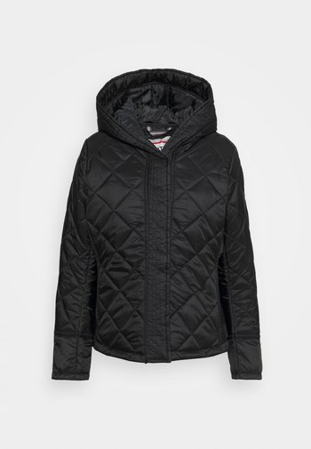WOMENS REFINED QUILTED JACKET