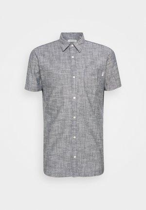 JJSIMON POCKET - Skjorta - navy blazer/melange