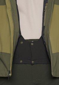 Salomon - EPIC - Winter jacket - olive night/martini olive/white - 9