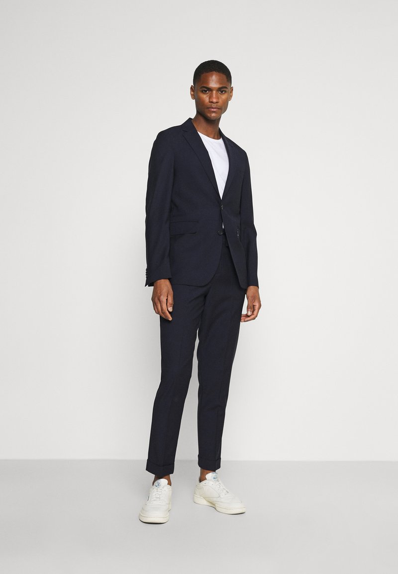 Isaac Dewhirst - NEW UNSTRUCTURED - Kostym - blue