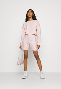 Missguided - CYCLING SET - Sweatshirt - pink - 1