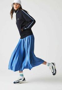Lacoste - Zip-up sweatshirt - navy blau - 1